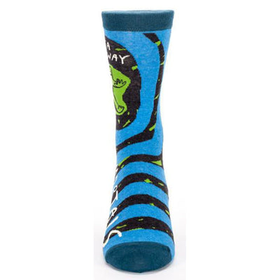 Out of My Way, Mortals - Crew Socks for Men