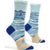 Ocean Gets Me Women's Crew Socks Blue