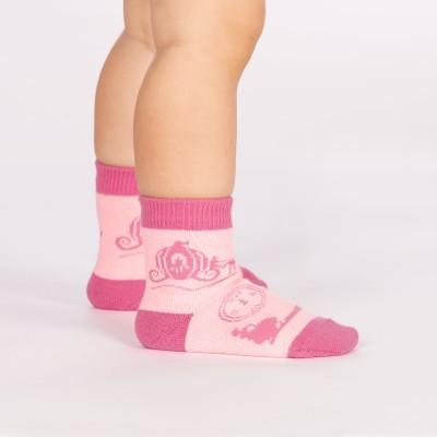 Once Upon a Time Socks Toddler Crew Socks