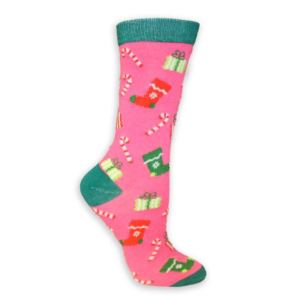 Christmas Treats Women's Holiday Sock