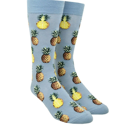 Pursuit of Pineapples – Crew Socks for Men