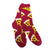 Pizza Socks Women's Crew Sock