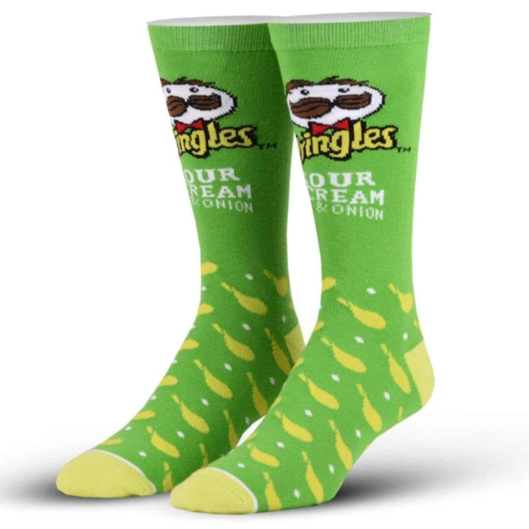Pringles Men's Crew Sock Green