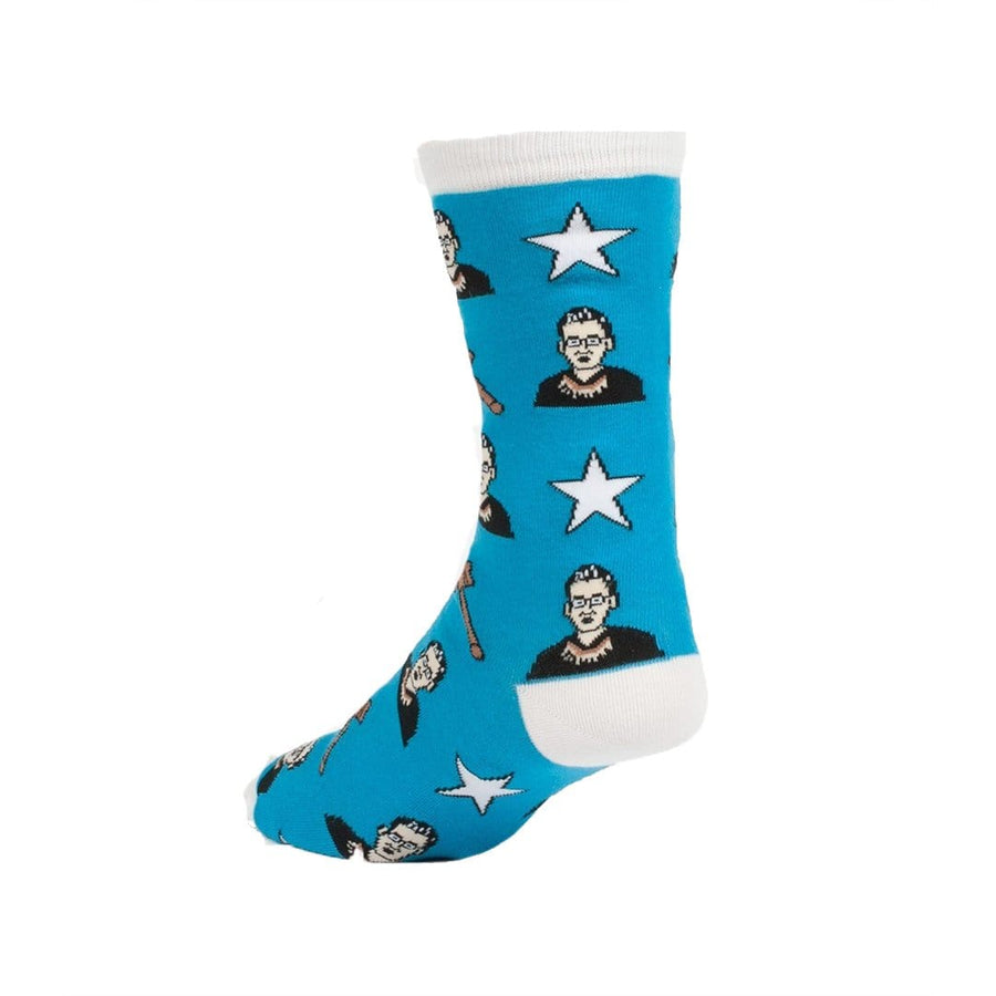 Ruth Bader Ginsburg – Crew Socks for Women