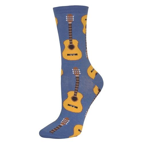 Guitars Socks - Side