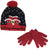 Santa's Chimney Hat & Glove Set Navy