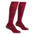 Sasquatch Love Socks Women's Knee High Sock Red