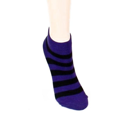 Stripe Print - Women's Ankle Sock