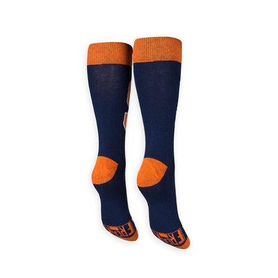 Syracuse Orange Socks - Unisex Crew Socks