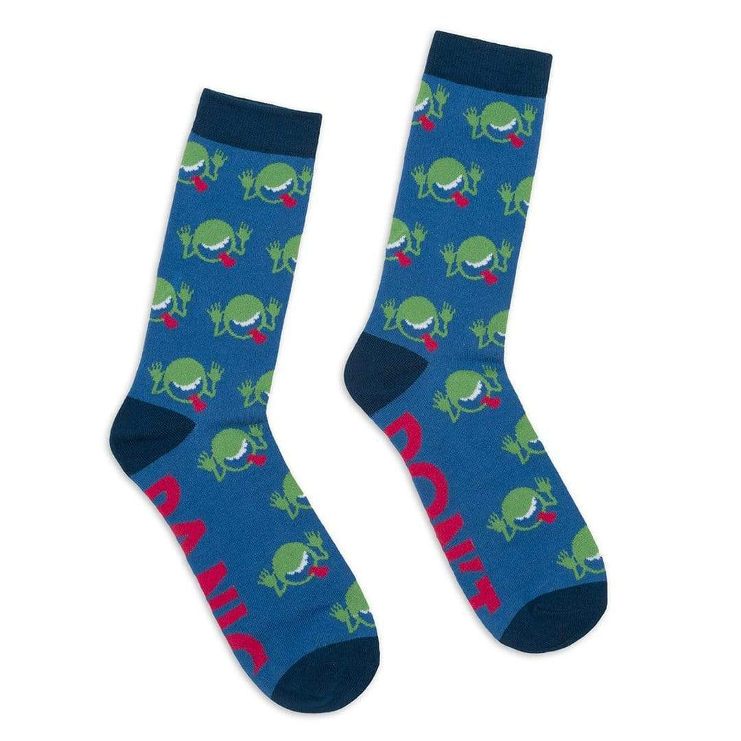 the hitchhikers guide to the galaxy socks