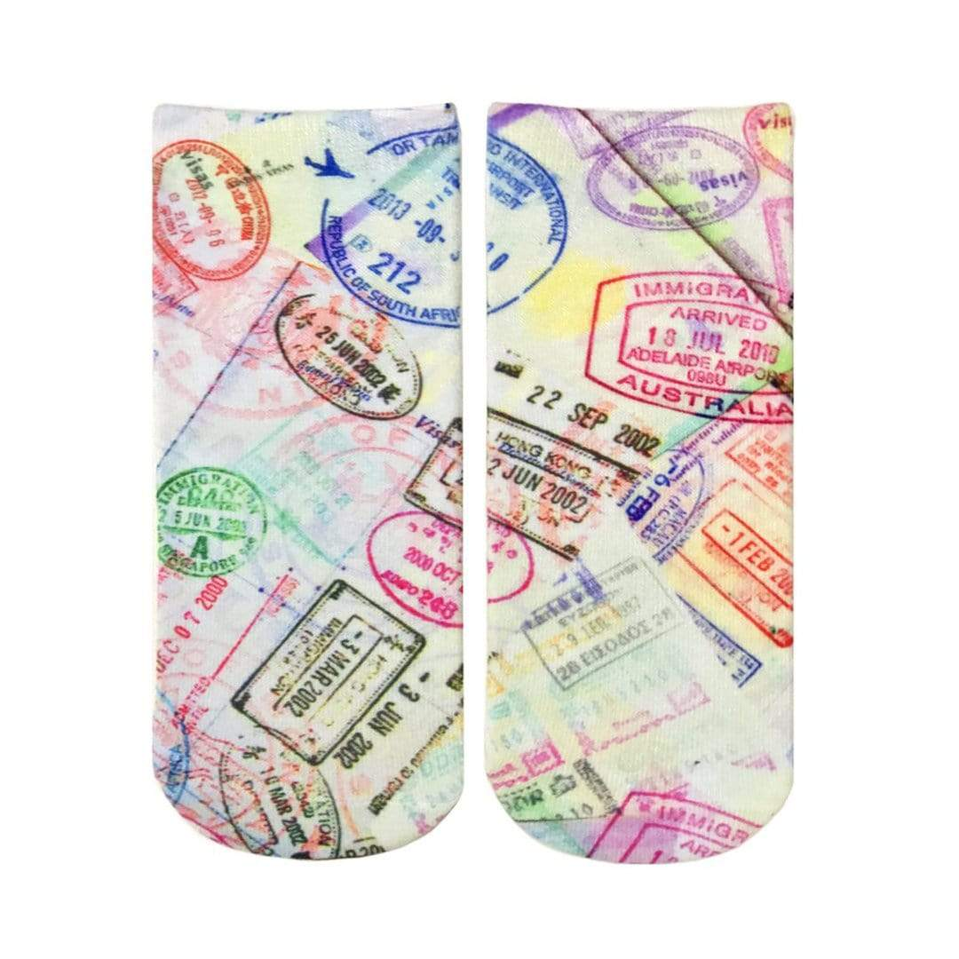 Travel Socks Ankle Sock