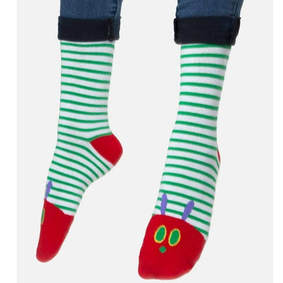 The Very Hungry Caterpillar Adult Socks