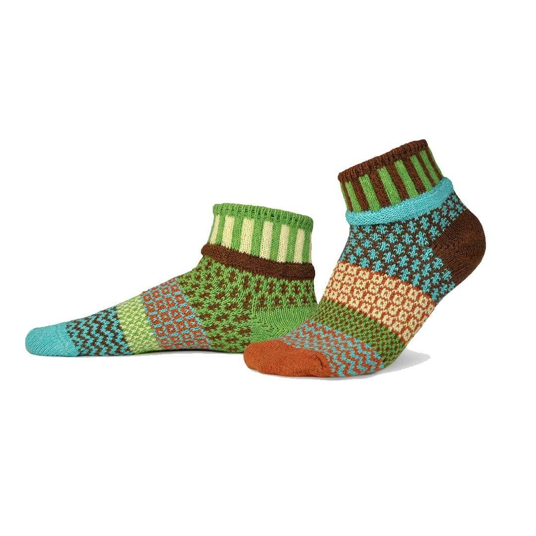 Trillium Cotton Ankle Socks