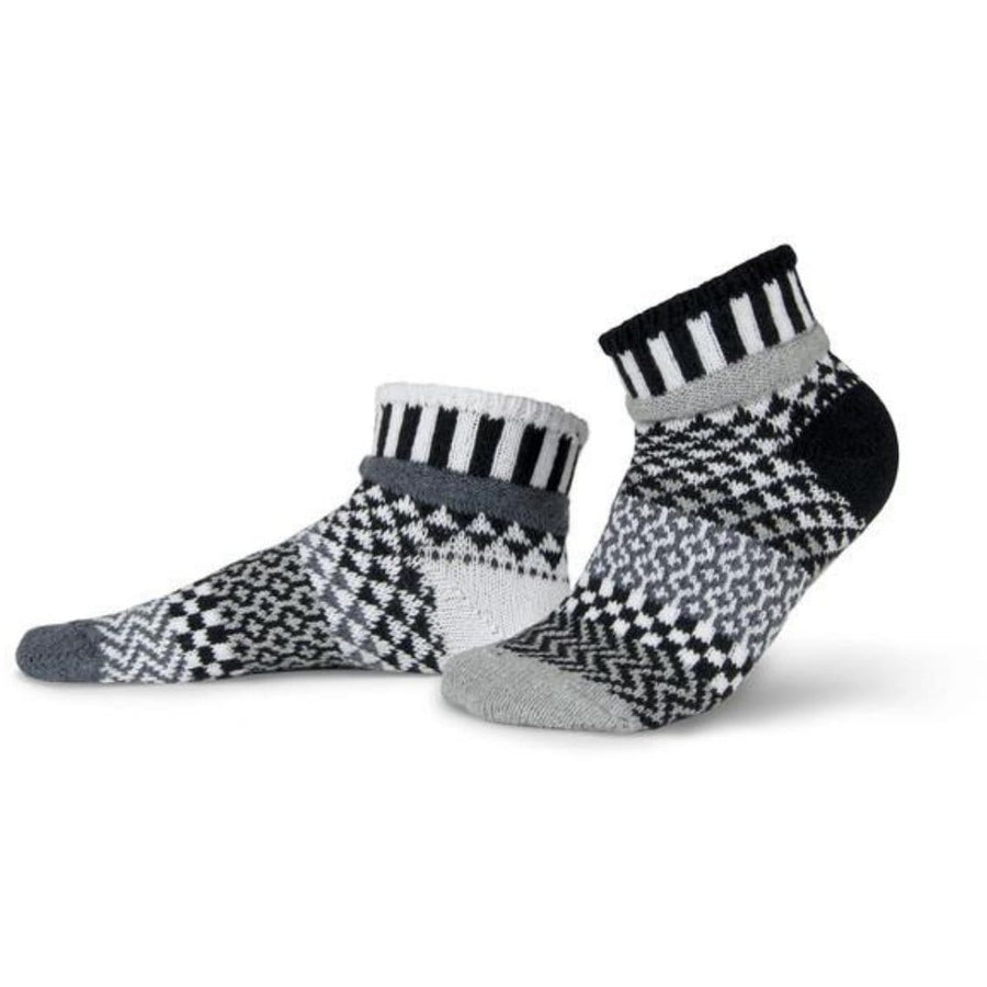 Nightshade Adult Ankle Socks