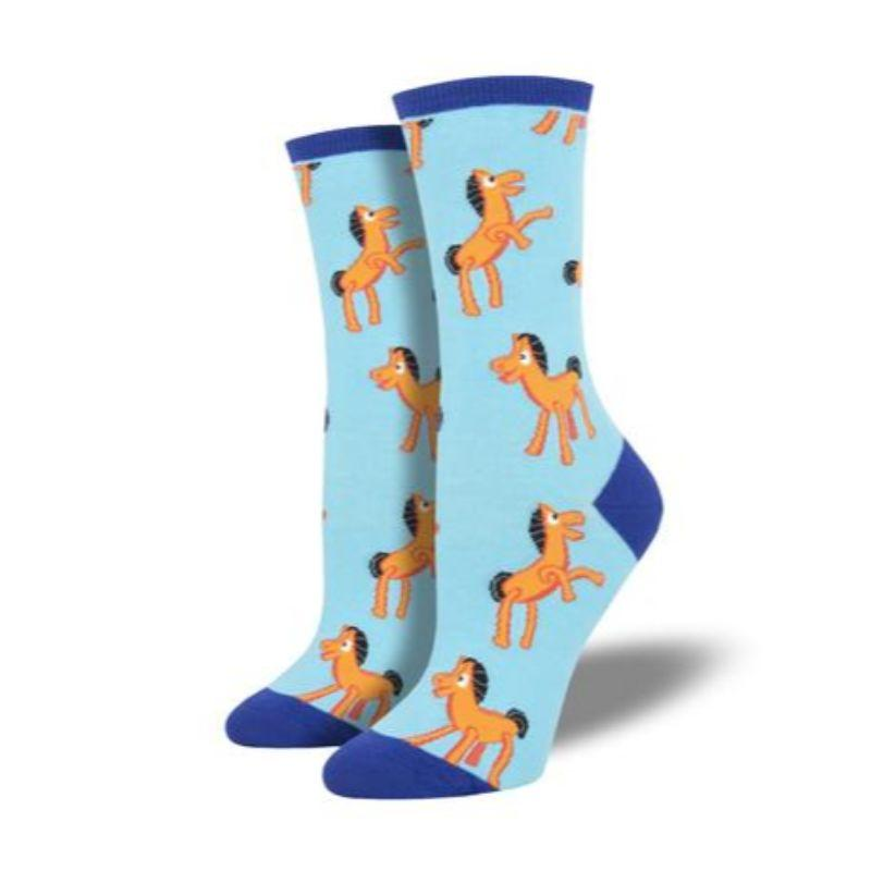 playful-pokey-crew-socks-for-woman