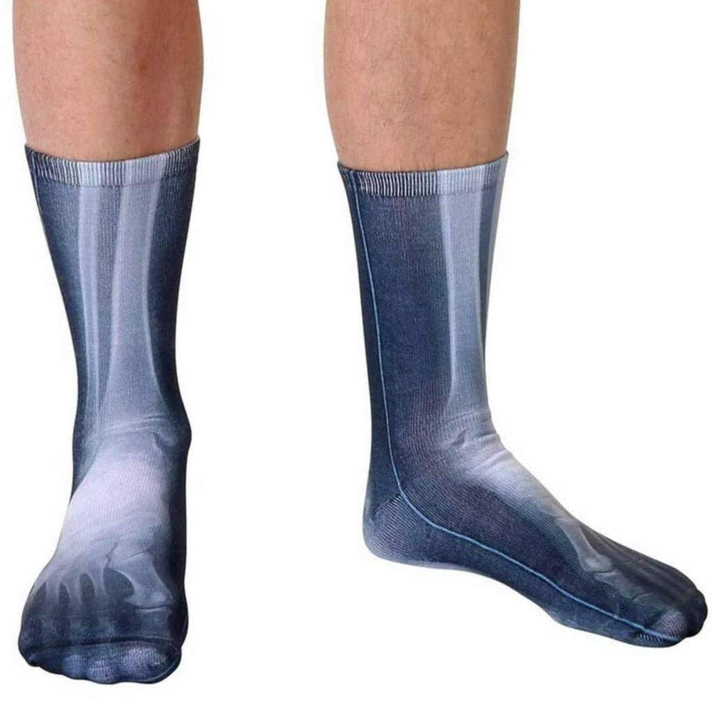 Xray Crew Socks Black
