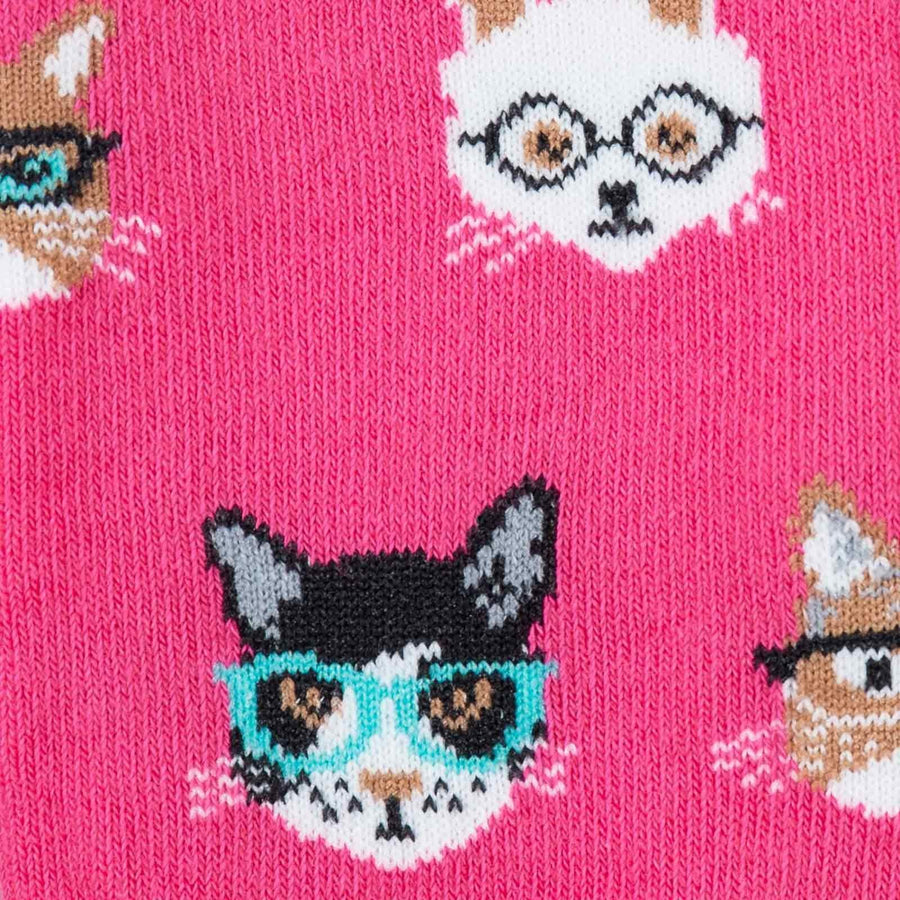 Smarty Cats Youth Knee High Socks
