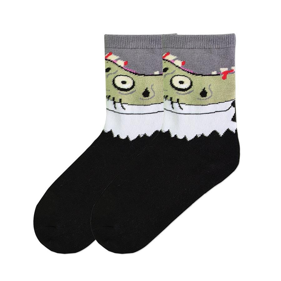 Zombie Socks - Crew for Children
