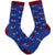 Anti Bullying Socks Blue / Men's