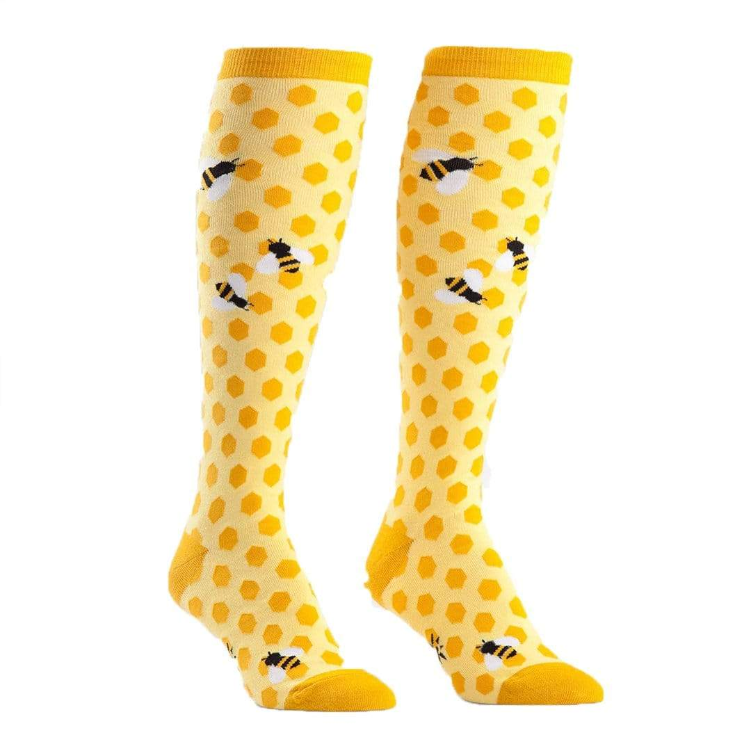 Bee's Knees Socks Women's Knee High Sock