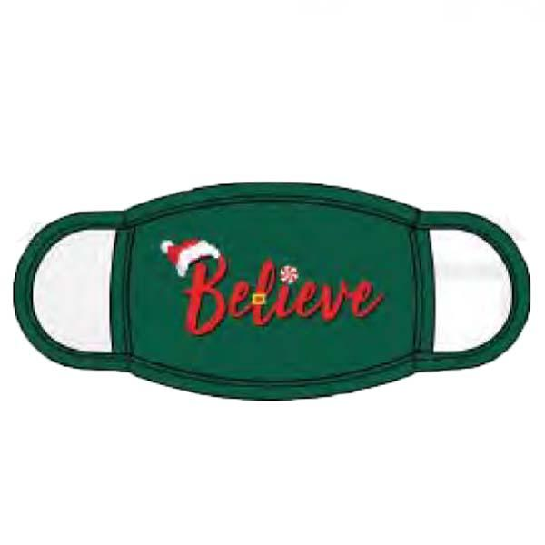 Believe Kids Face Mask