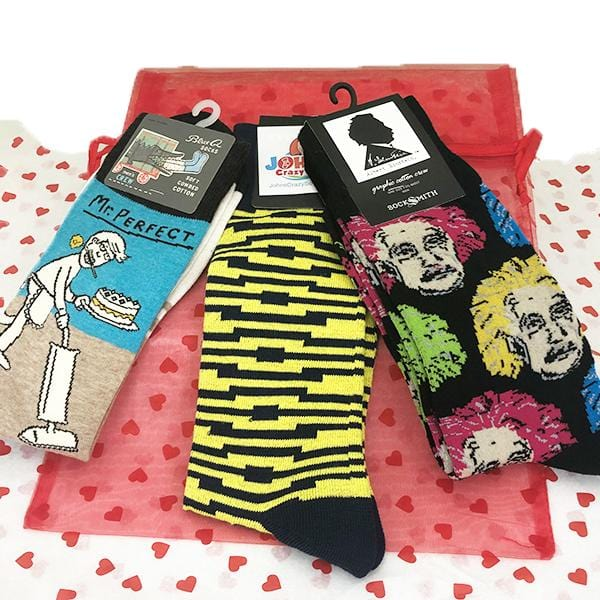 Best Dad Father's Day Bag of Socks Multi