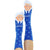 Joe Biden 3D Crew Sock Blue