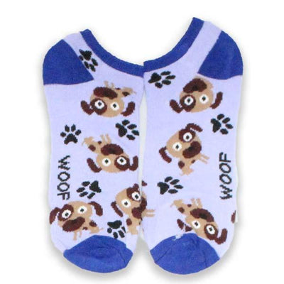 Dogs Low Cut Socks Women's No Show Sock