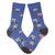 EMT Tribute Socks Blue / Women's