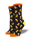 Candy Corn - Women's Crew Socks
