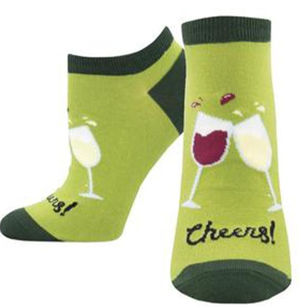 Cheers Socks Women's No Show Sock
