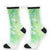 Cerebral Palsy Awareness Watercolor Crew Sock