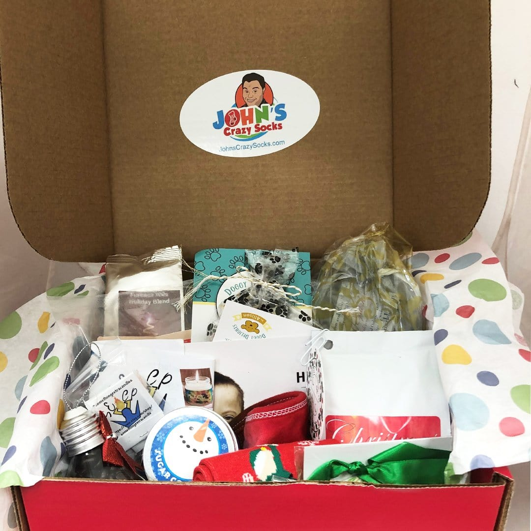 Down Syndrome Holiday Super Box Multi