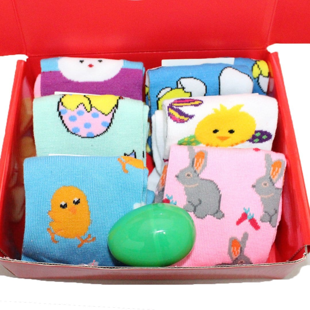 Easter Box of Socks
