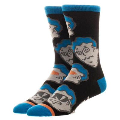 Fallout Crew Socks for Men