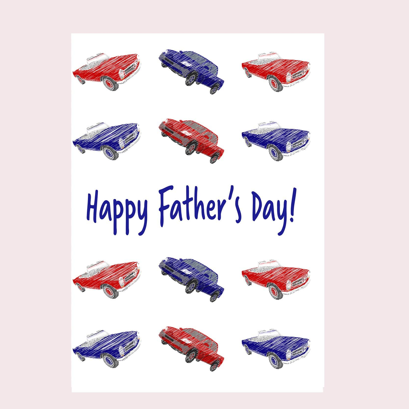 fathers day greeting card
