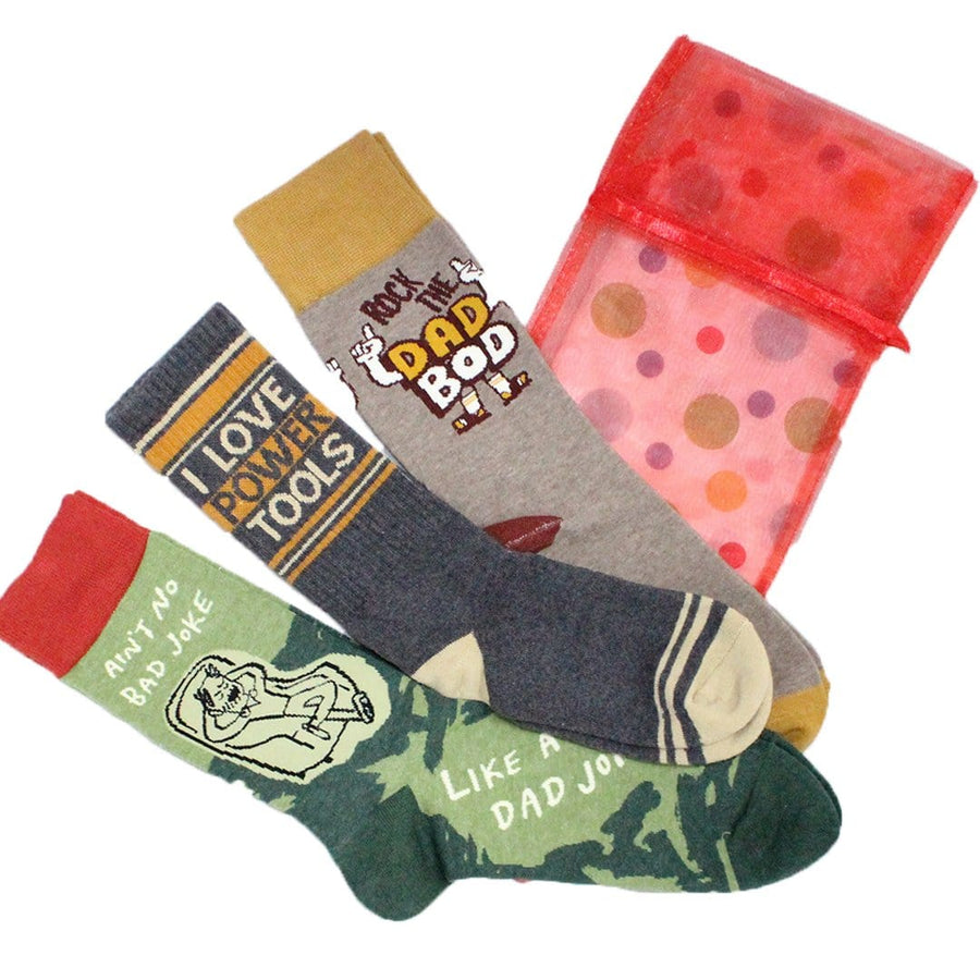 4971c409a Father s Day Gift Bag of Socks