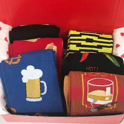 Ultimate Father's Day Traditional Gift Box