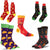 Food Lover Box of Socks for Men Multi