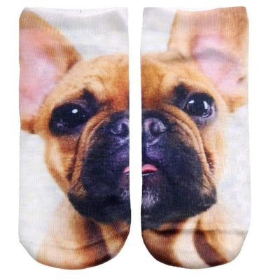 Puppy Socks - Ankle Sock
