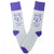 P.S. I Love You - Suicide Awareness Socks Unisex Crew Sock