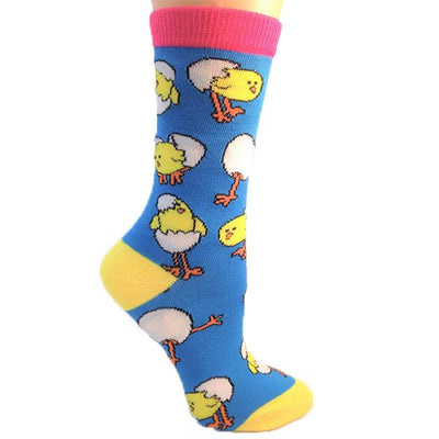 Hatchling Socks Women's Crew Sock