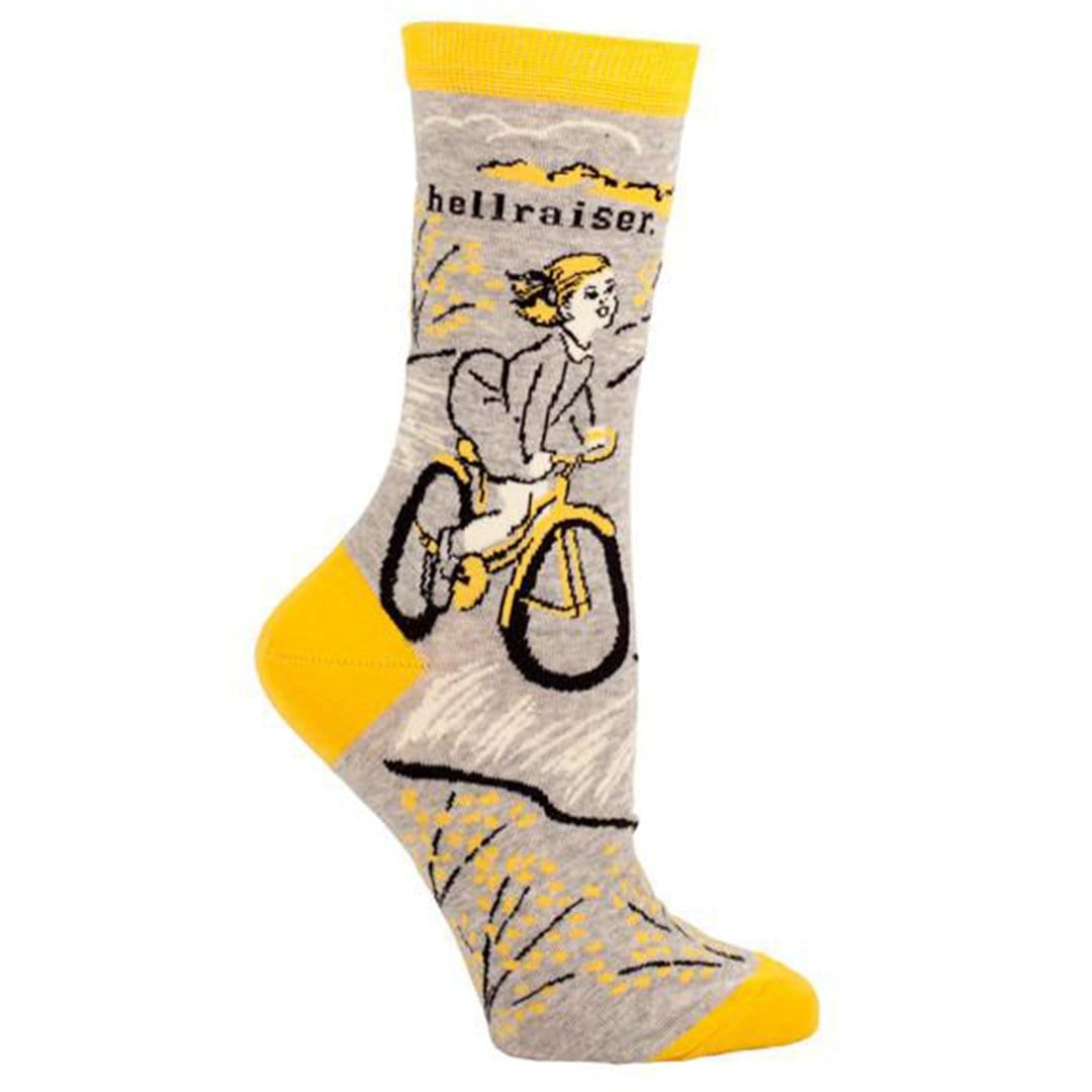 Hellraiser Socks - Crew Socks for Women