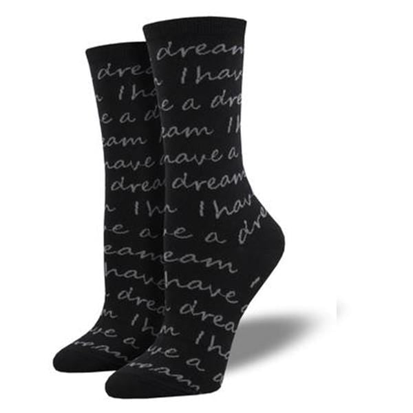 I Have A Dream Socks Women's Crew Socks