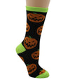 Halloween Pumpkin Women's Crew Sock