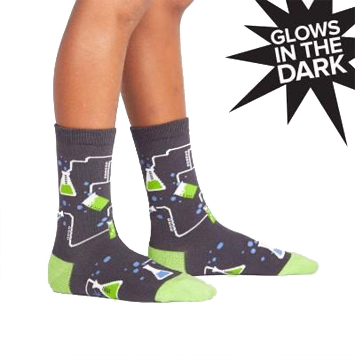 Laboratory Socks Junior Crew Sock
