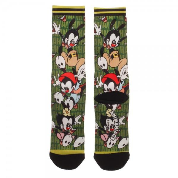 Animaniacs Jump Crew Socks for Men