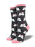 Love You Boo - Women's Crew Socks
