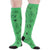 Lucky Socks Women's Knee High Sock Green