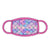 Mermaid Children's Face Mask Pink